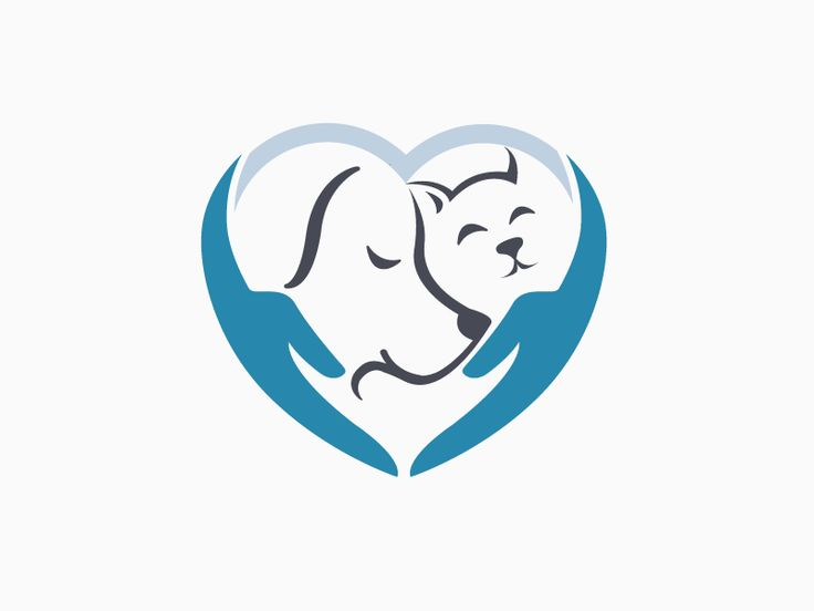 This logo was designed for a veterinary hospital in the US.