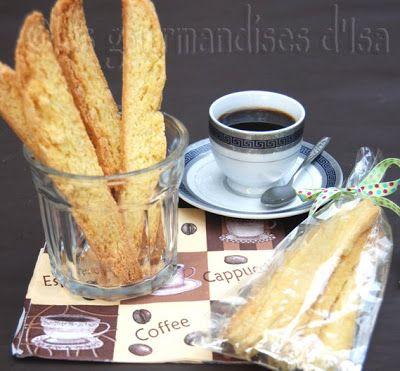 Les gourmandises d'Isa: LES MARDIS AVEC DORIE/TWD : BISCOTTI AUX AMANDES