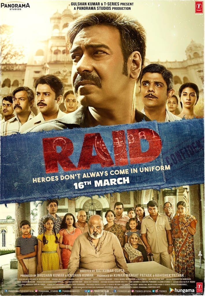 Raid Movie 720p Watch Online Raid Movie 2018 In 2019 Hindi