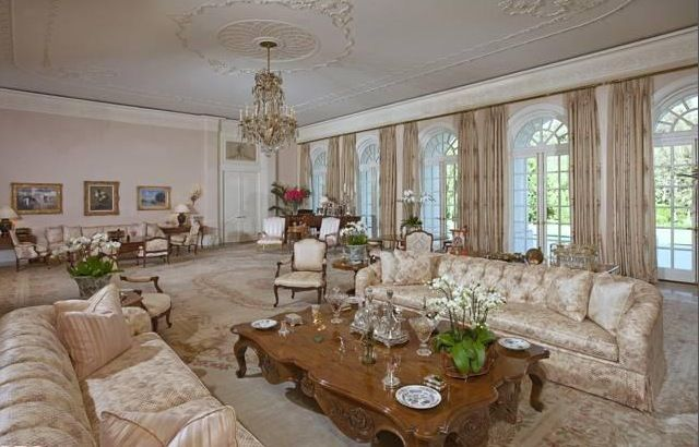 Candy Spelling's Bel Air mansion worth $150 Million   Celebrity Cribs