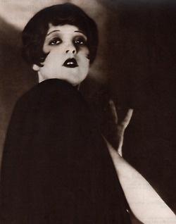 clarabowarchive:      Dark Star ☆ Clara Bow ☆ Unknown magazine clipping, circa 1925☆