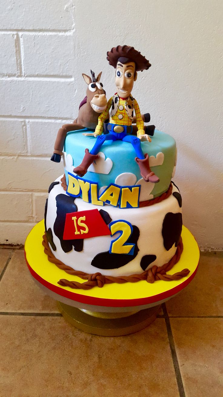 Toy Story Cake So'Licious Cakery