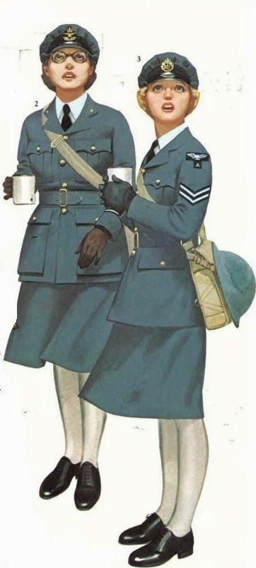 485 best A_WW II Uniforms & Gears images on Pinterest ... Royal Air Force Uniform Ww2