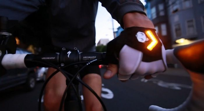 Zackees Turn Signal Gloves by Zach Vorhies — Kickstarter