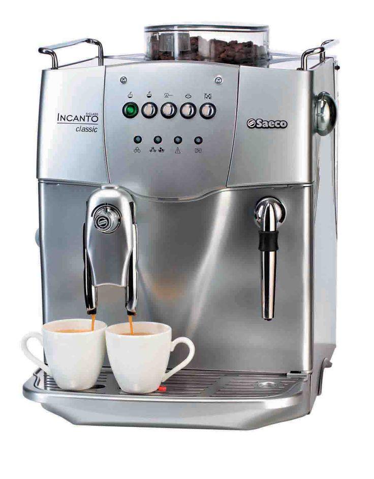 Saeco Incanto Classic Espresso Maker | Things I Love | Pinterest