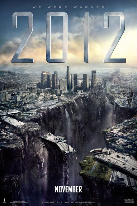 2012, Amazing Movie.... well lets look back at what we survived