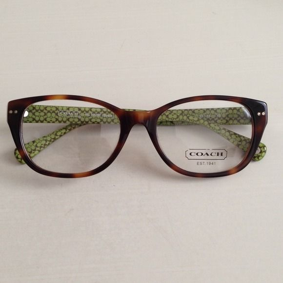 Coach Accessories -  Coach Hipster Eyeglasses • Susie Frames
