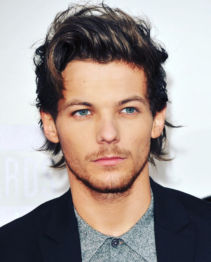 Louis Tomlinson #beautifulblueeyes