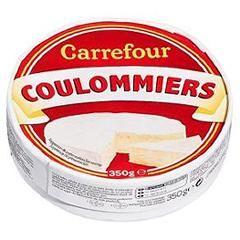 Coulommiers au lait pasteurisé Carrefour Carrefour