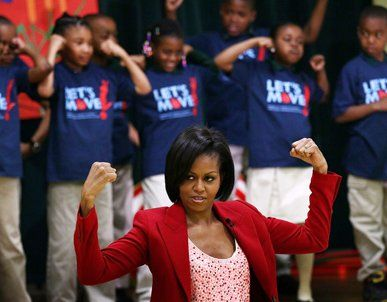 Michelle Obama's Let's Move Campaign Is Helping Bullies  by Paul CamposMar 15, 2011 8:13 pm EDT  The first lady would be horrified by the idea that her Let's Move campaign, which is dedicated to creating an America without any fat kids, is a particularly invidious form of bullying. But that's exactly what it is, says Paul Campos.