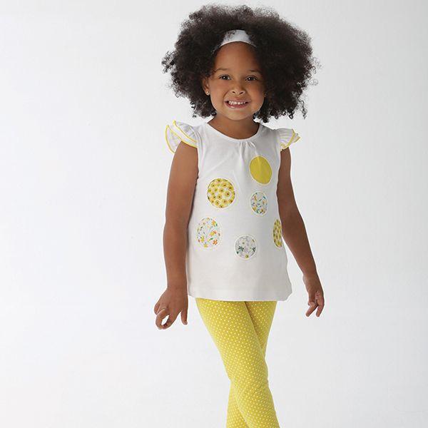 #Amarelo, un color encantador y lleno de vida, que llegó protagonizando esta colección #Primavera - #Verano 2014 inspirada en #Río.