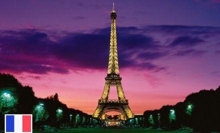 Kikapcsolódás Párizsban