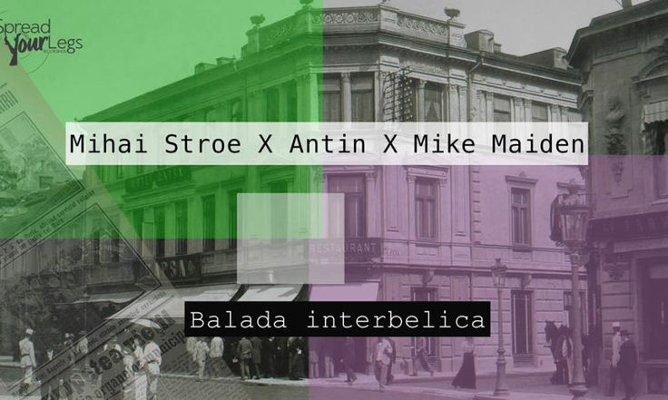 Mihai Stroe, Antin