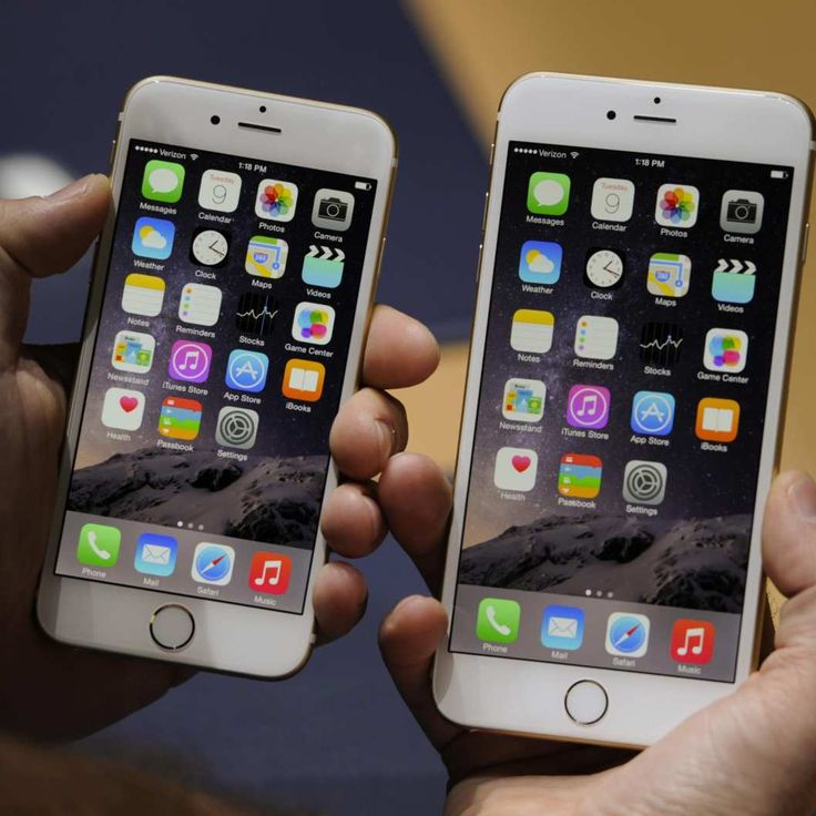 Why People Hate the iPhone 6 Plus -- NYMag