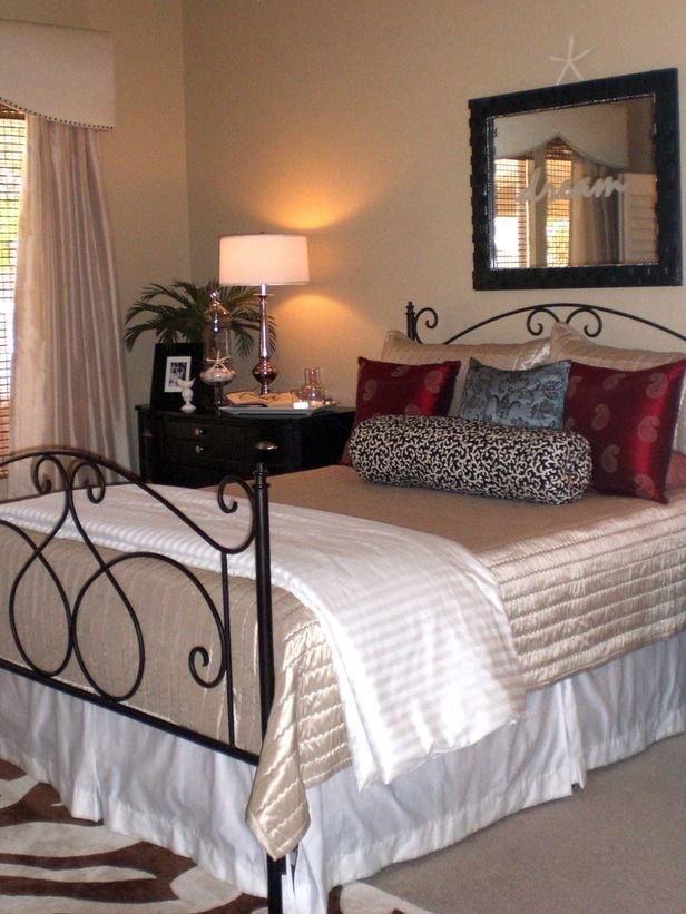 Bedrooms on a Budget  Our 10 Favorites From Rate My Space. 41 best Decor  Guest room images on Pinterest   Guest rooms  3 4