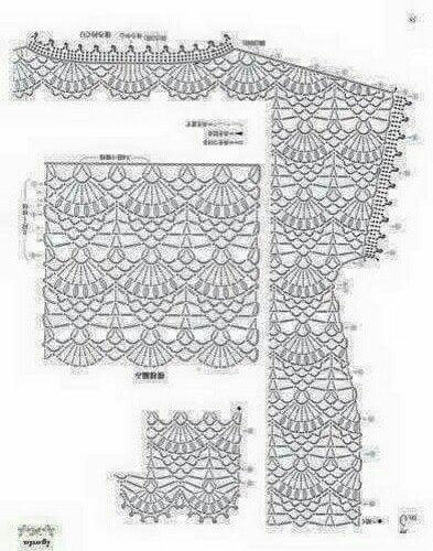 Pin By лбдмила попова On джемпер вязание круговое вязание