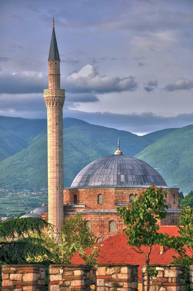 Üsküp - Makedonya
