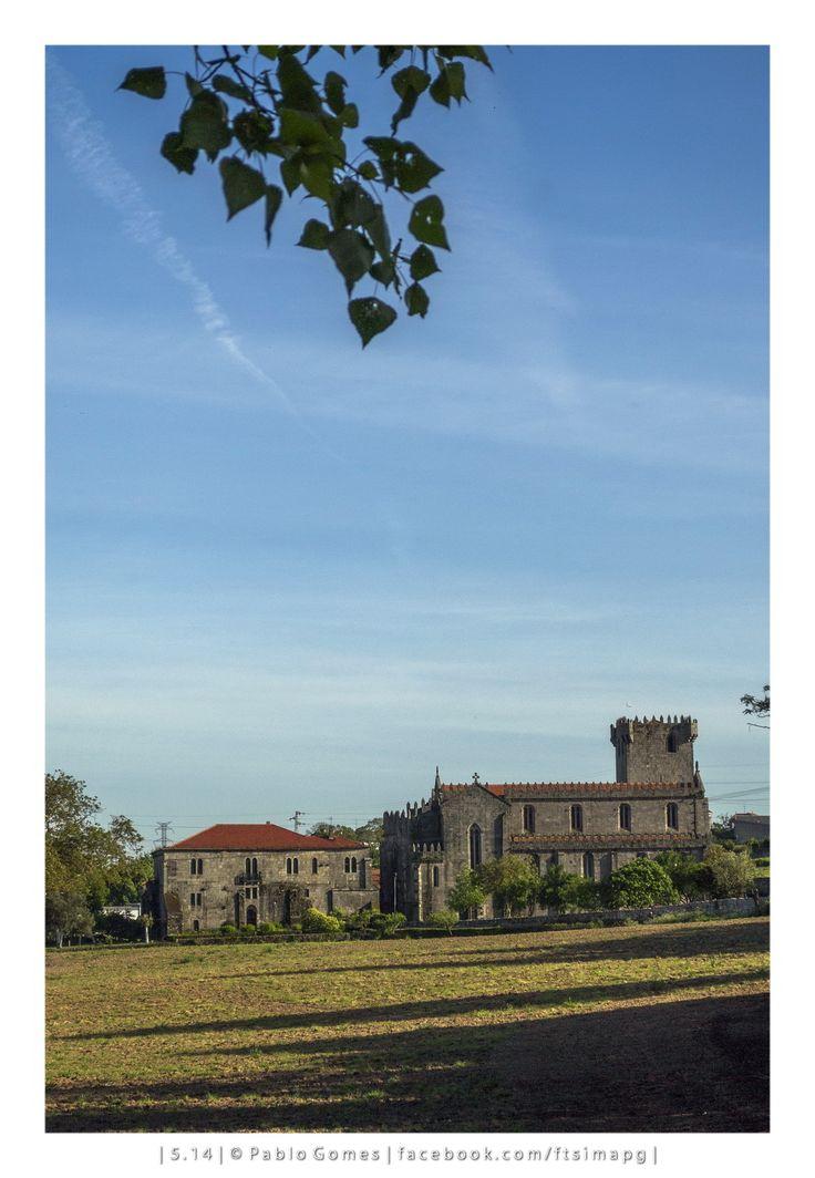 Mosteiro de Leça do Balio / Monasterio de Leça do Balio / Leça do Balio Monastery [2014 - Leça do Balio - Portugal] #fotografia #fotografias #photography #foto #fotos #photo #photos #local #locais #locals #cidade #cidades #ciudad #ciudades #city #cities #europa #europe #mosteiros #monasterios #monasteries #turismo #tourism #monumento #monumentos #monument #monuments @Visit Portugal @ePortugal @WeBook Porto @OPORTO COOL @Oporto Lobers