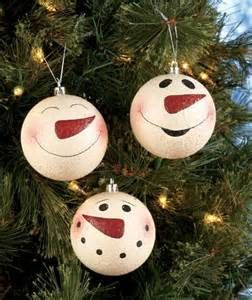 324 best christmas diy fillable ornaments images on pinterest snowman ornaments for mom use old ornaments to paint over or you can buy clear ones instead of painting you could also fill with fake snow now thats a solutioingenieria Images