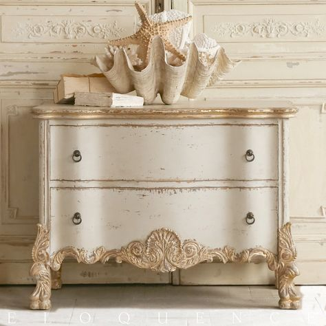 Eloquence Roma Commode Gold Two Tinone FREE SHIPPING