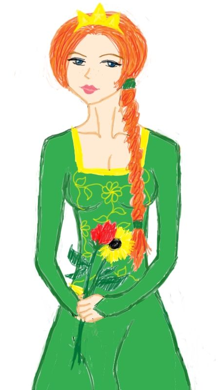 1000+ images about Princess Fiona on Pinterest | Disney ...