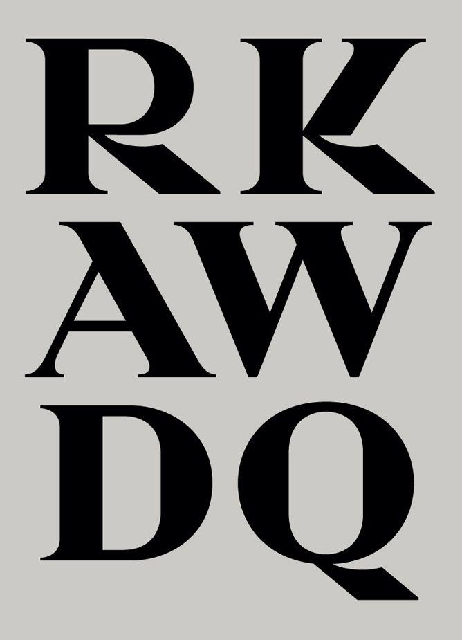 Prada Typeface —Alias