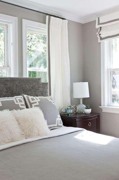 Idee camera da letto color tortora - Ispirazioni per la camera da letto