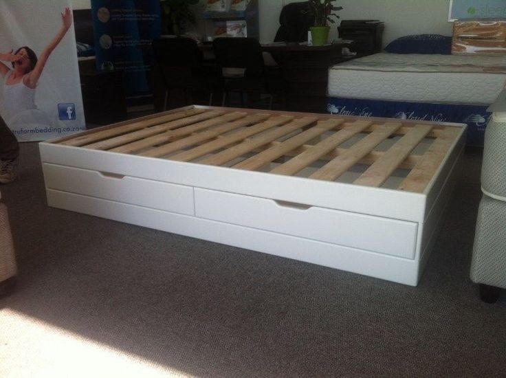 bed with drawers - Pesquisa Google
