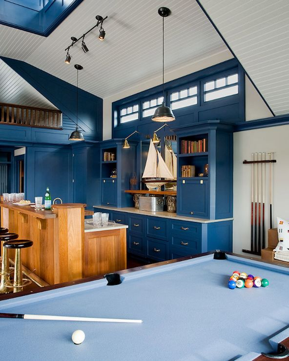 Game Room: 25+ Best Ideas About Attic Game Room On Pinterest