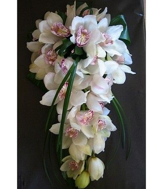 orchid wedding bouquet - Google Search