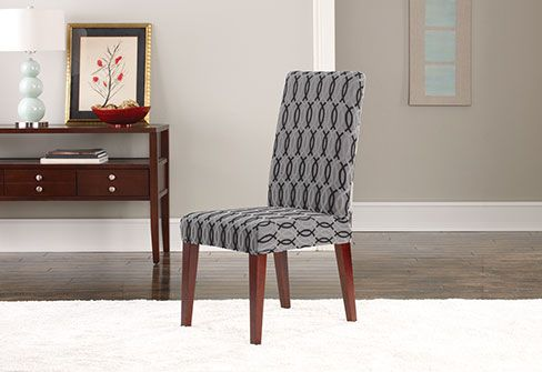 1000 Images About Fun With Slipcover Patterns On Pinterest Chair Slipcover