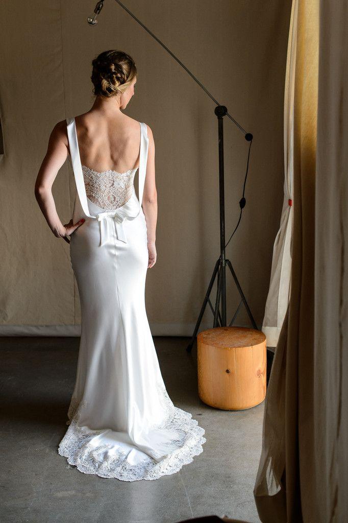 David Fielden '4022' Size 4 Used Wedding Dress - Nearly Newlywed
