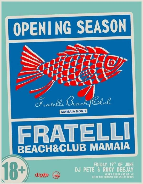 Fratelli Beach & Club Mamaia