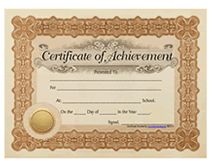 25 trending certificate of achievement template ideas on d1f09a0ab24e5b05af8f02101b6c2c3f printable certificates kids educationg pronofoot35fo Gallery