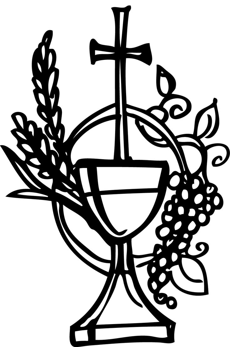 Chalice Clipart Cliparts Co | Communion and Advent ...
