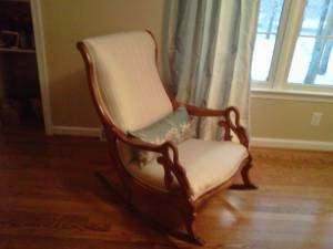 1000 Images About Gooseneck Rocking Chairs On Pinterest