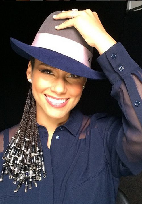 Alicia Keys Pregnant | Noticed? Alicia Keys Has Been Looking Amazing While Pregnant