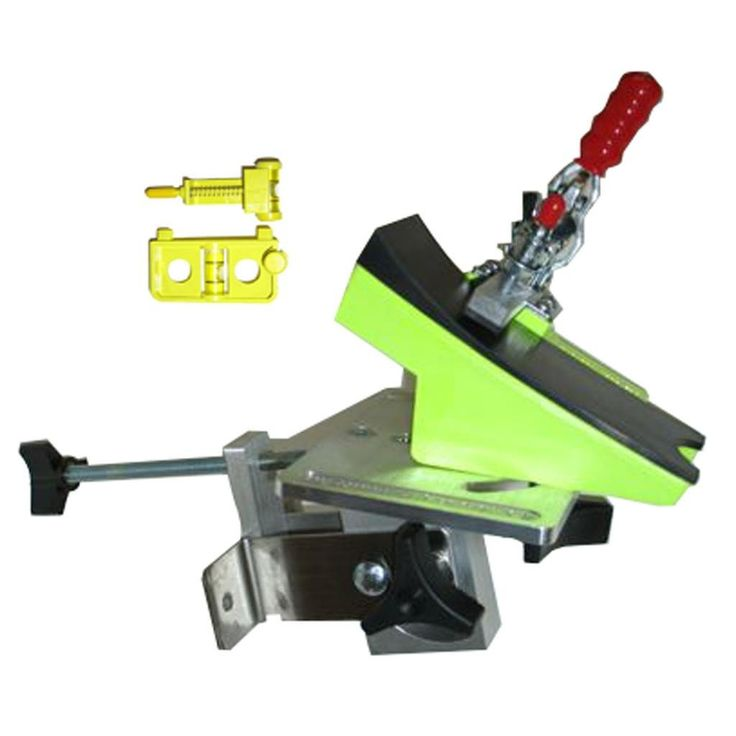 RS Bow Vise Kit w/Arrow and String Level | Compound Bow Vise