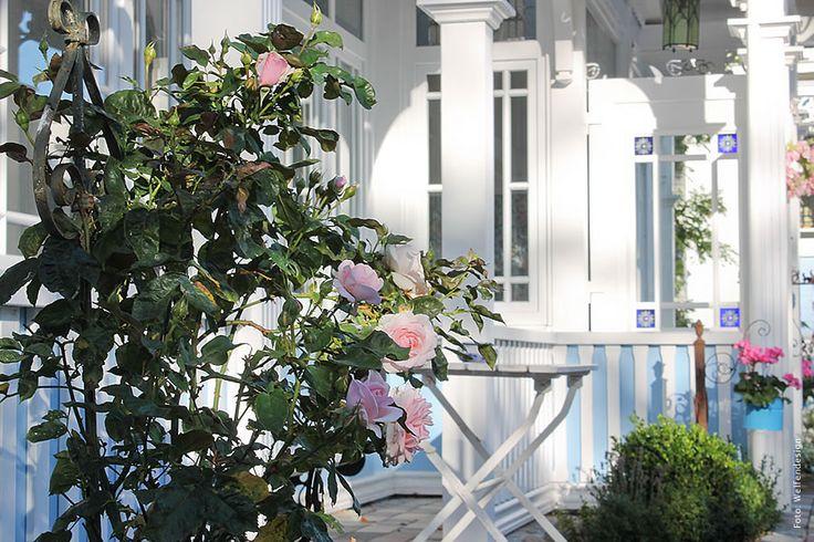 Haus Midsommer, Ferienappartements im Vintage Style, teilweise mit Meerblick