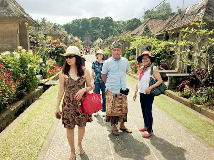 Unique Traditional village
