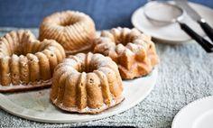 Kitchenette — Vídeňská jablečná bábovka