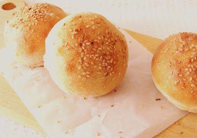 THERMOMIX: Pão de Hambúrguer
