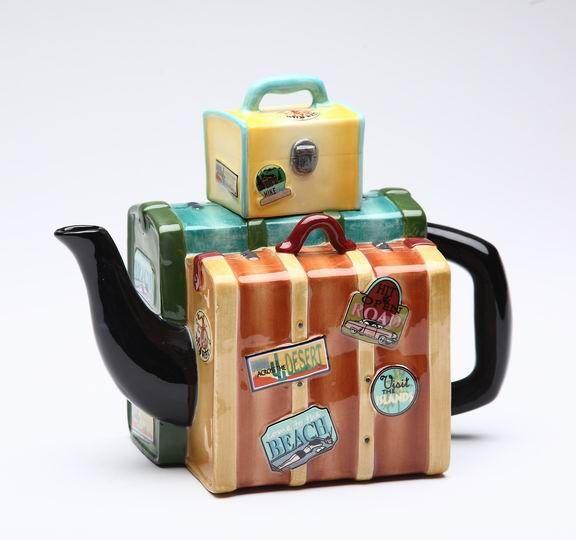 Travel Teapot makes tea drinking fun