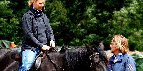 Die Grammatik des Reitens™ GELEBT An diesem durchaus anspruchsvollen Weg vom Pferd zum Reitpferd und vom Mensch zum Reiter arbeite ich - in vielfältiger Weise - gerne mit Dir und Deinem Pferd. Von Bodenarbeit bis Reitunterricht.