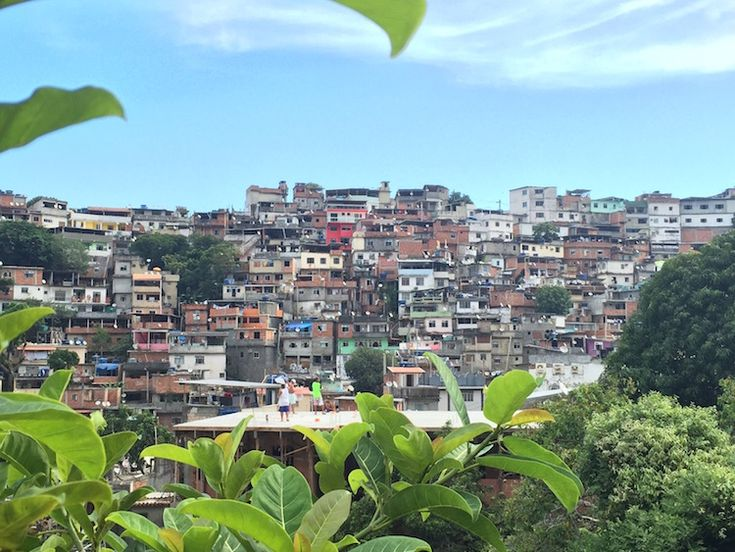 #Vidigal #Favela in #Rio #Brazil - more on the #blog