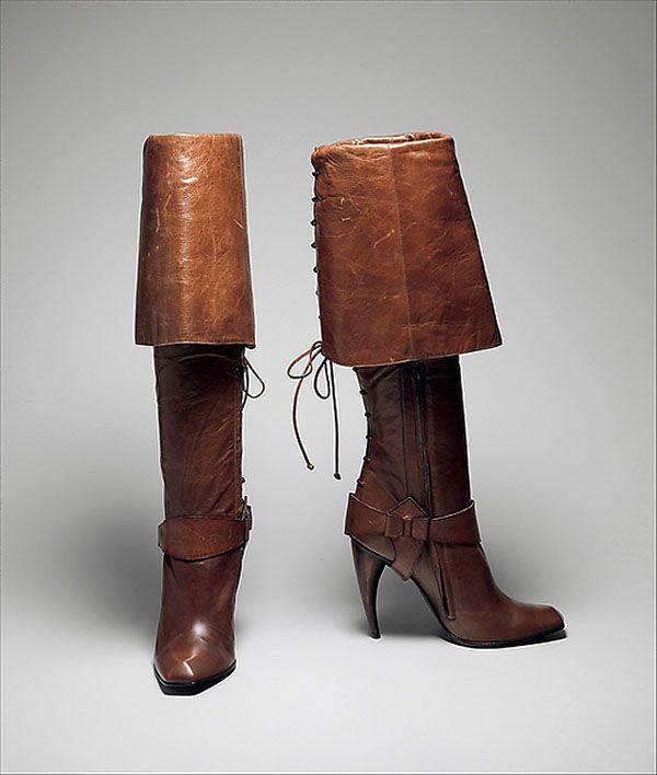 The Metropolitan Has a Shoe Fetish | Hint Fashion Magazine