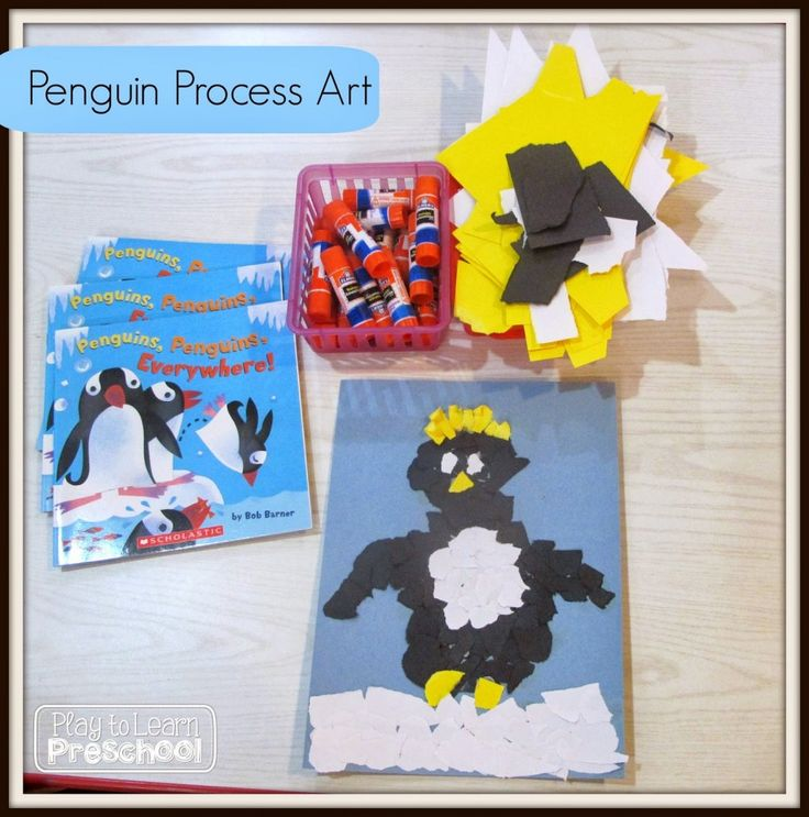 Must Have Penguin Books for Kids - The Kindergarten Connection