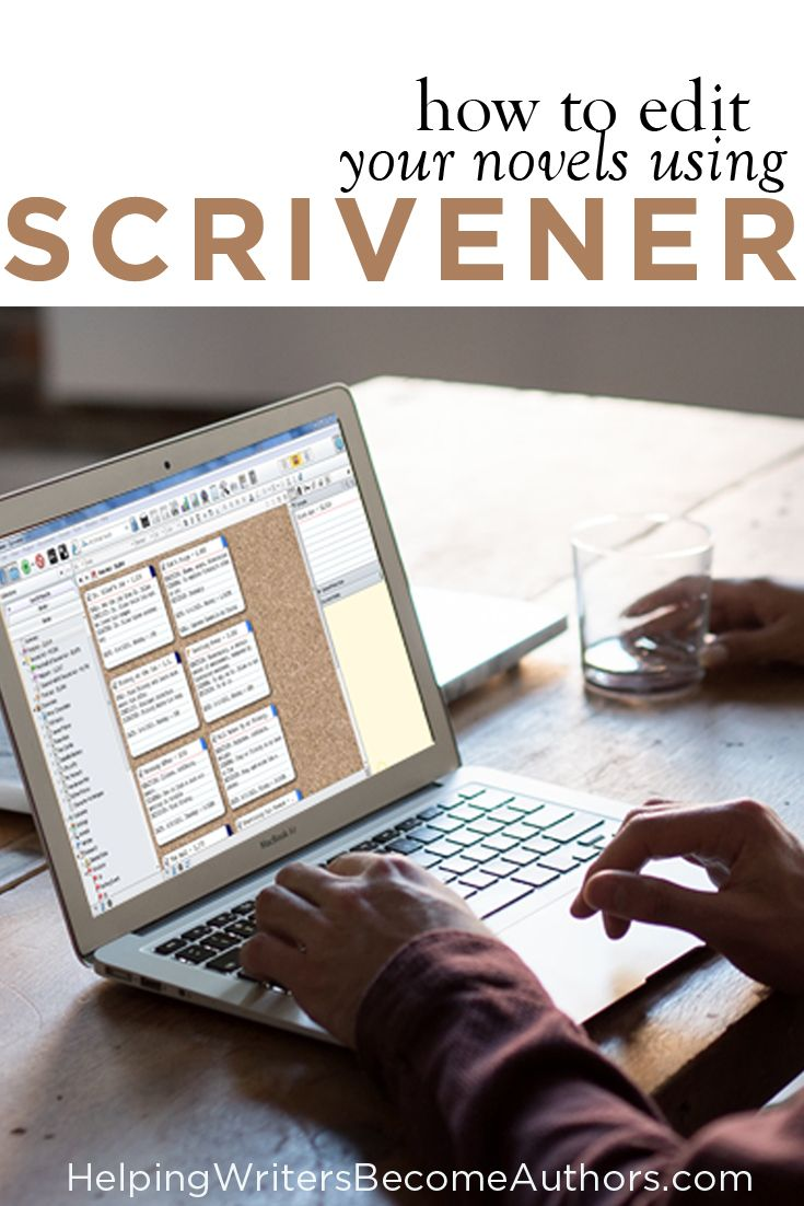 Scrivener does more than help writers outline and draft; it's great for editing too. Here are 6 tips for how to use Scrivener to edit a better story.