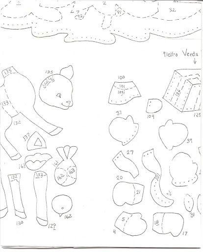 pie de arbol azul - Consuelo P - Álbumes web de Picasa