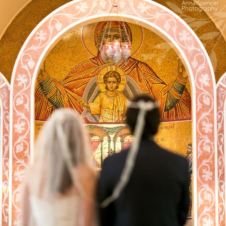 greek orthodox wedding <3